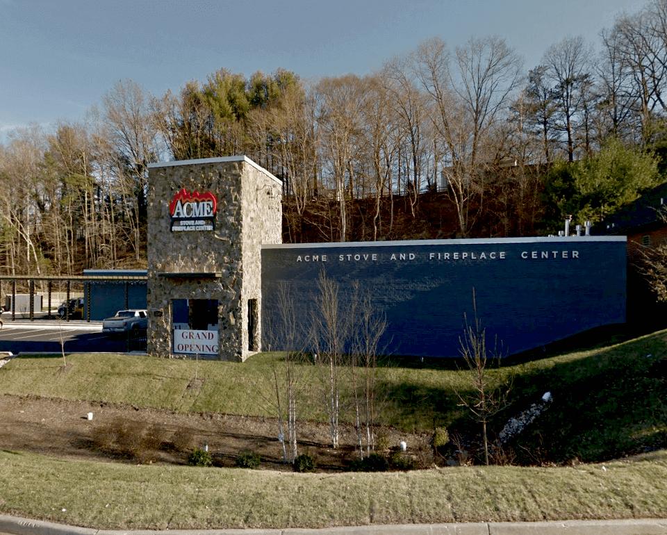 Fireplaces, Stoves & Grills Charlottesville VA   Acme Showroom
