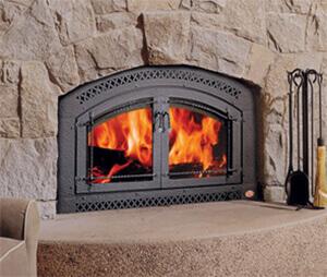 wood burning fireplaces acme stove   fireplace va