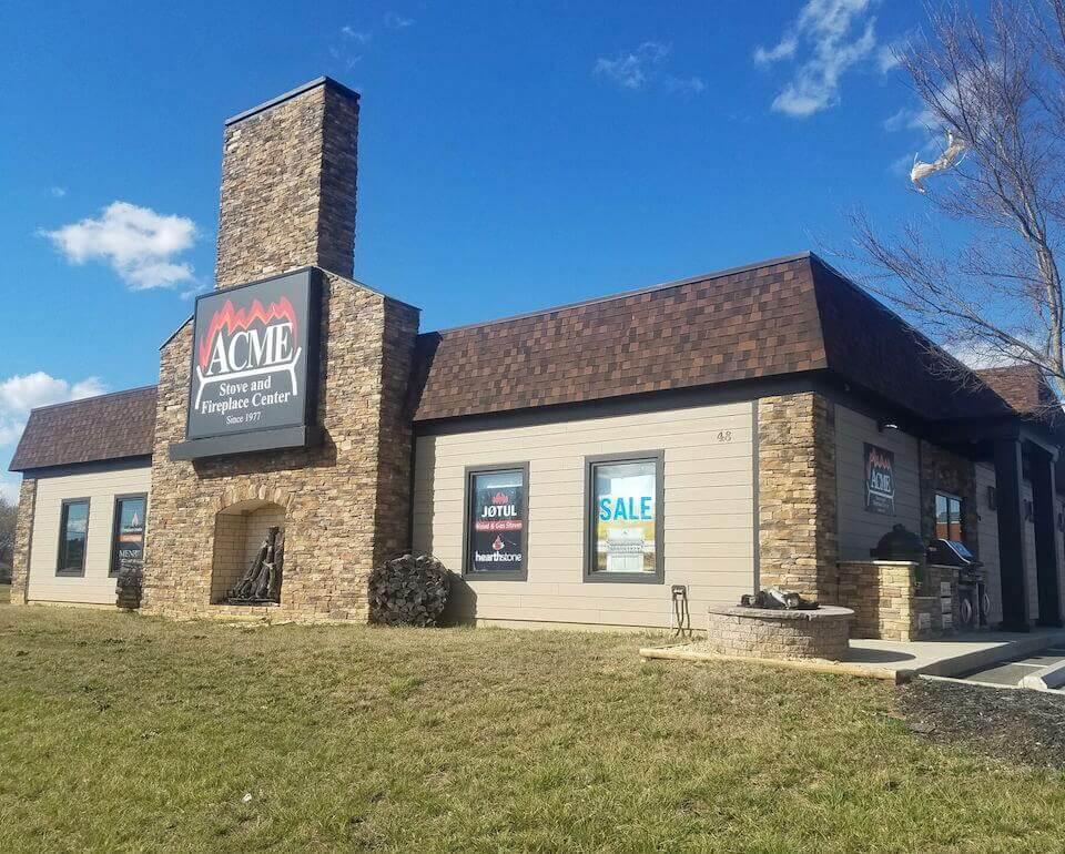 Fireplaces, Stoves & Grills Richmond VA   Acme Showroom