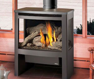 Avalon Cypress Freestanding Gas Stove Acme Stove