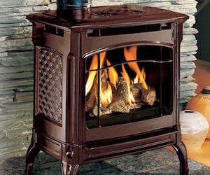 Ventless Free Standing Gas Stoves Acme Stove Fireplace VA