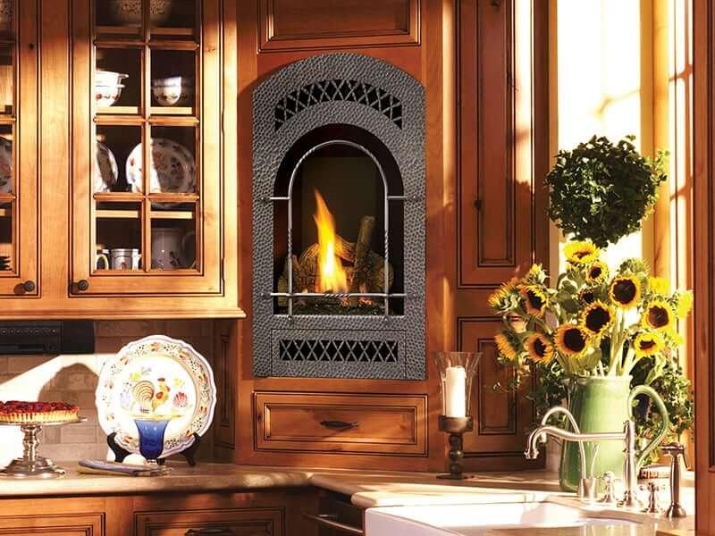 Gas Fireplaces Gas Fireplace Installation Acme Stove Fireplace Va