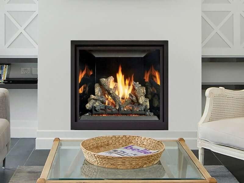 Fireplace Xtrordinair Probuilder 36 Clean Face Acme Stove