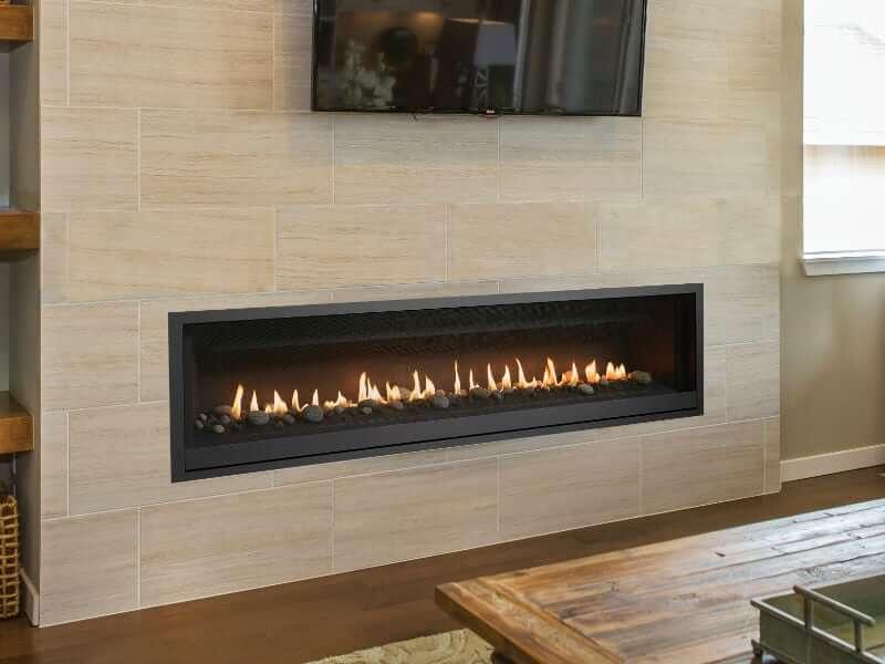 Fireplace Xtrordinair Probuilder 72 Linear Acme Stove