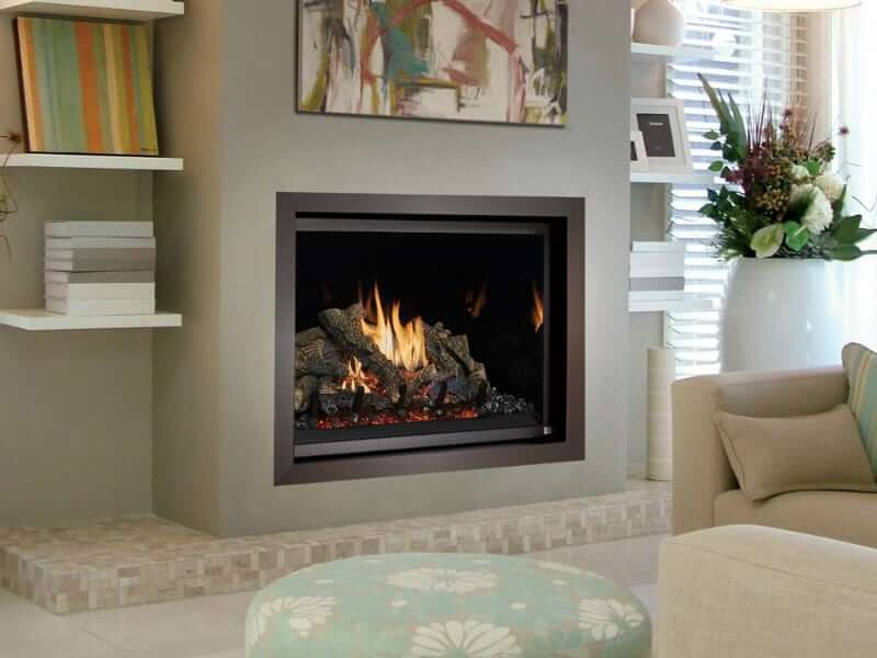 Fireplace Xtrordinair 864 Tv 31k Clean Face Gsr2 Acme Stove