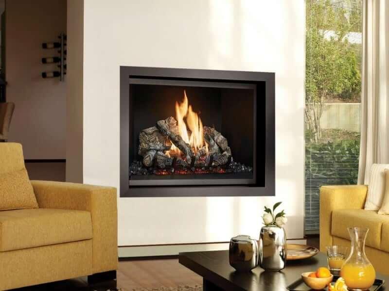 Fireplace Xtrordinair 864 Tv 40k Clean Face Gsr2 Acme Stove