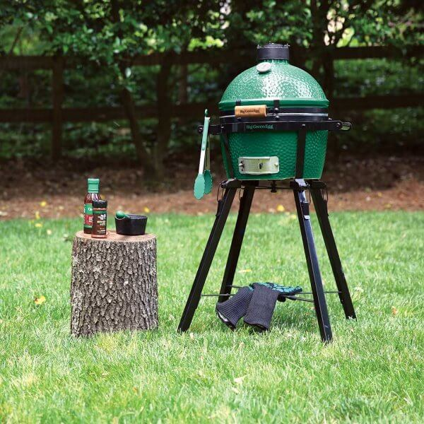 Big Green Egg MiniMax EGG Portable Nest Outdoors