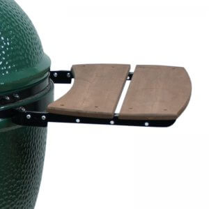 Big Green Egg Wooden 2 Slat EGG Mates
